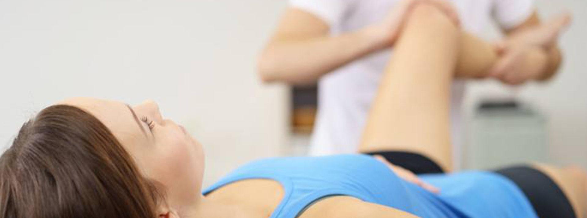 Fisioterapisti con lunga esperienza in continuo aggiornamento